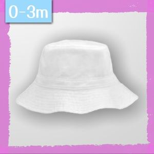 Reversible Organic Cotton Baby Sunhat with SPF50+